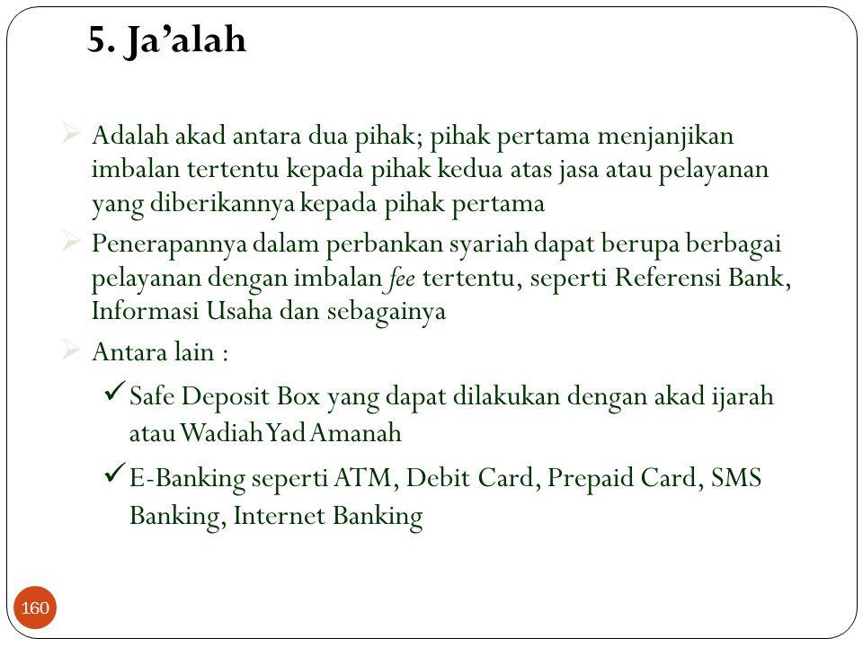5. Ja'alah