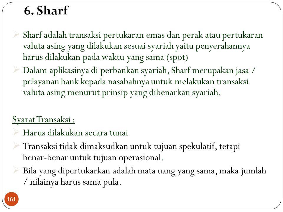 6. Sharf