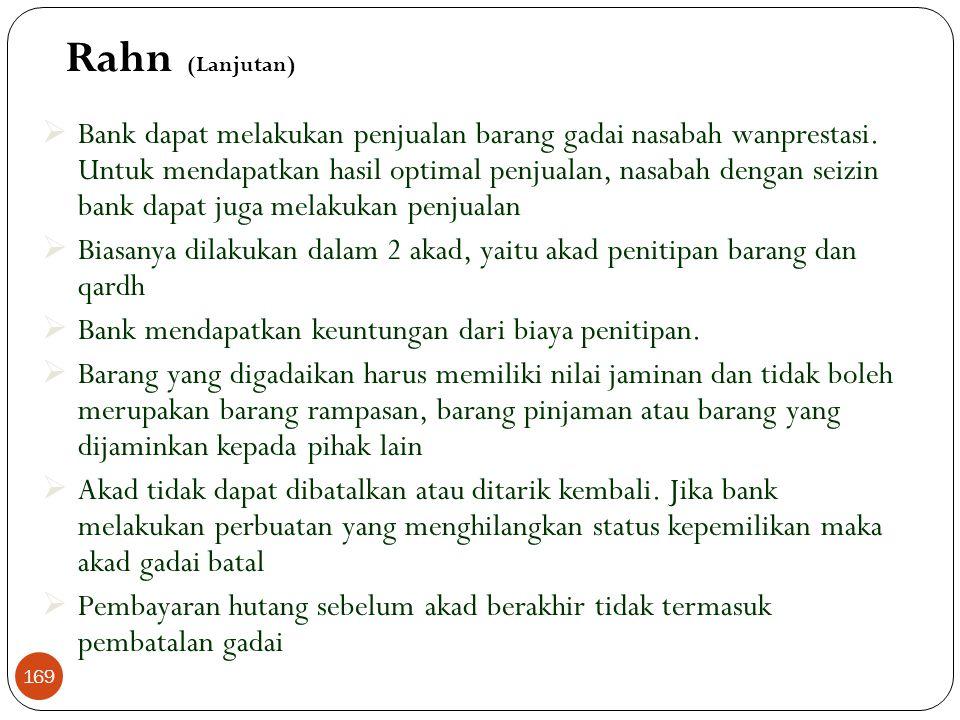 Rahn (Lanjutan)