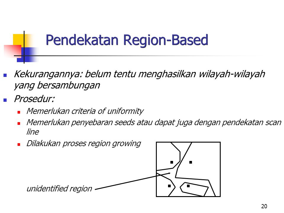 Pendekatan Region-Based