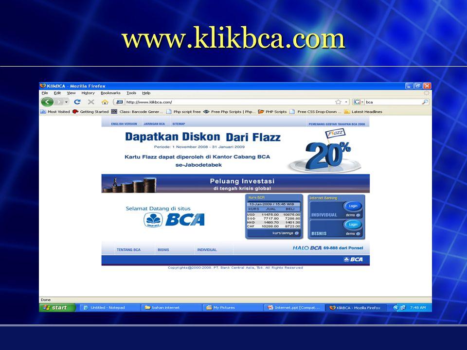 www.klikbca.com