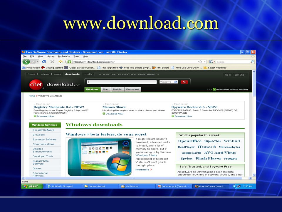 www.download.com