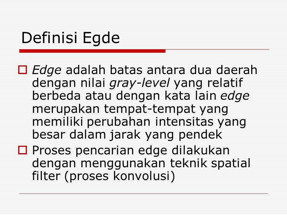 Definisi Egde