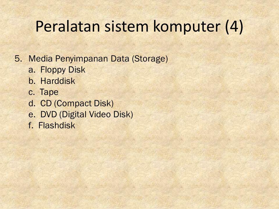 Peralatan sistem komputer (4)