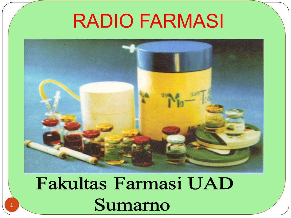 RADIO FARMASI Fakultas Farmasi UAD Sumarno