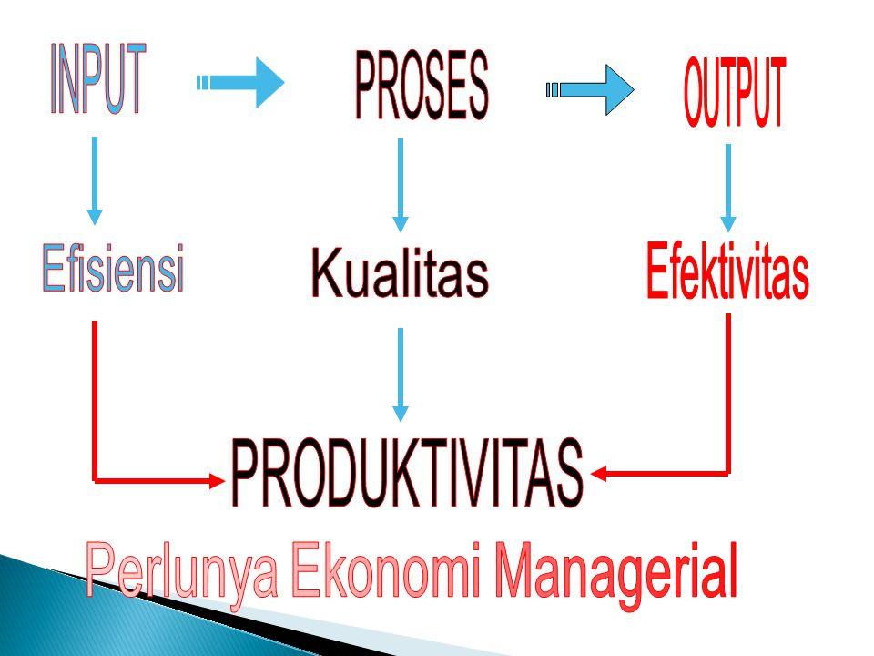 Perlunya Ekonomi Managerial