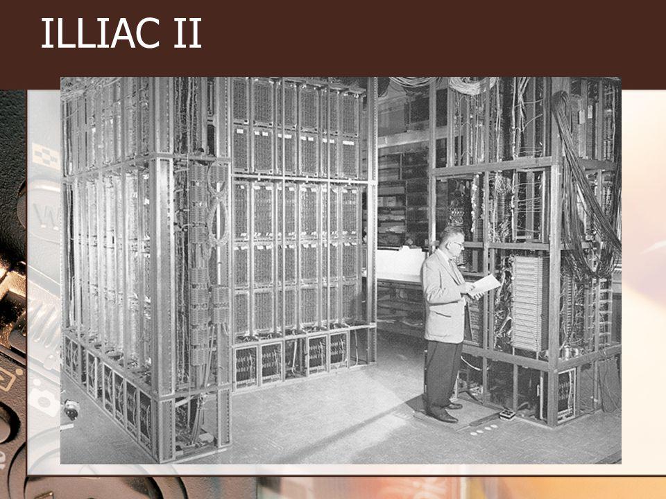 ILLIAC II