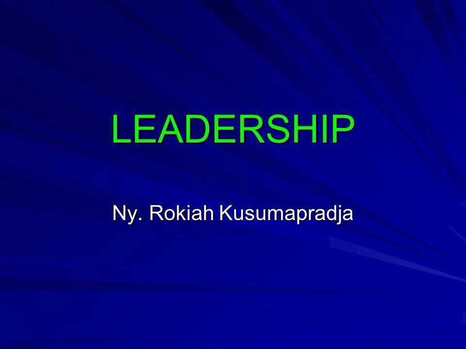 Ny. Rokiah Kusumapradja