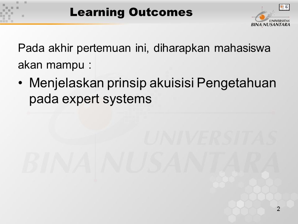 Menjelaskan prinsip akuisisi Pengetahuan pada expert systems