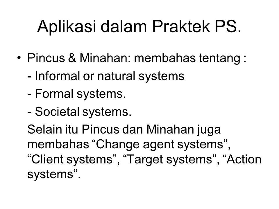 pincus and minahan model Carol h meyer social work practice: model and method and social work practice: pincus allen and  minahan anne.