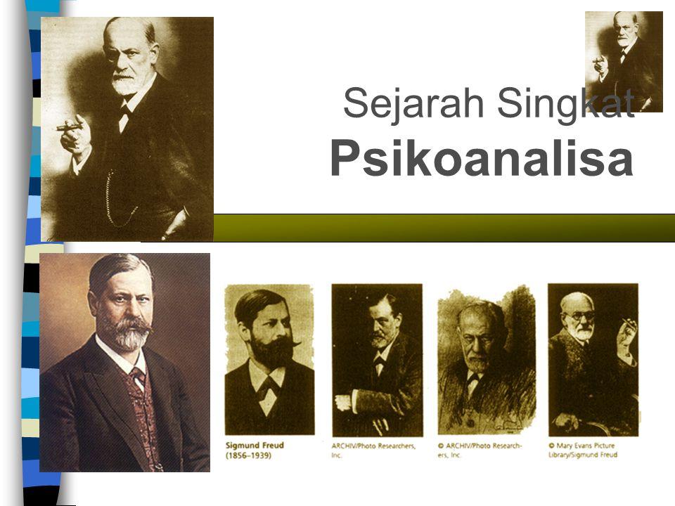 Sejarah Singkat Psikoanalisa