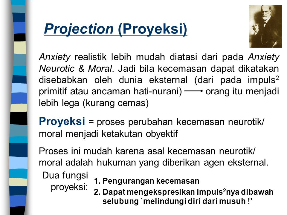 Projection (Proyeksi)