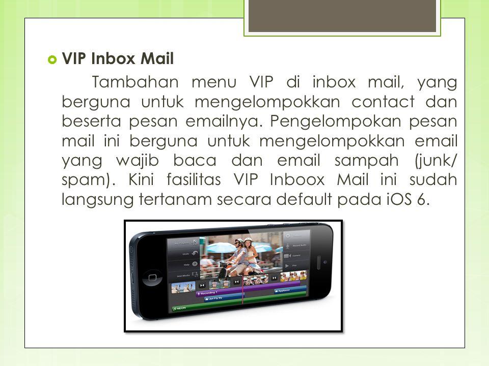 VIP Inbox Mail