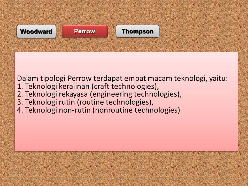Woodward Perrow. Thompson.