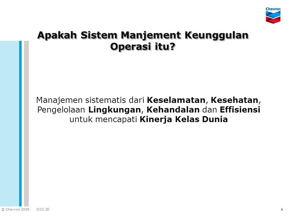Apakah Sistem Manjement Keunggulan Operasi itu
