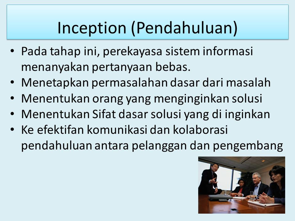 Inception (Pendahuluan)