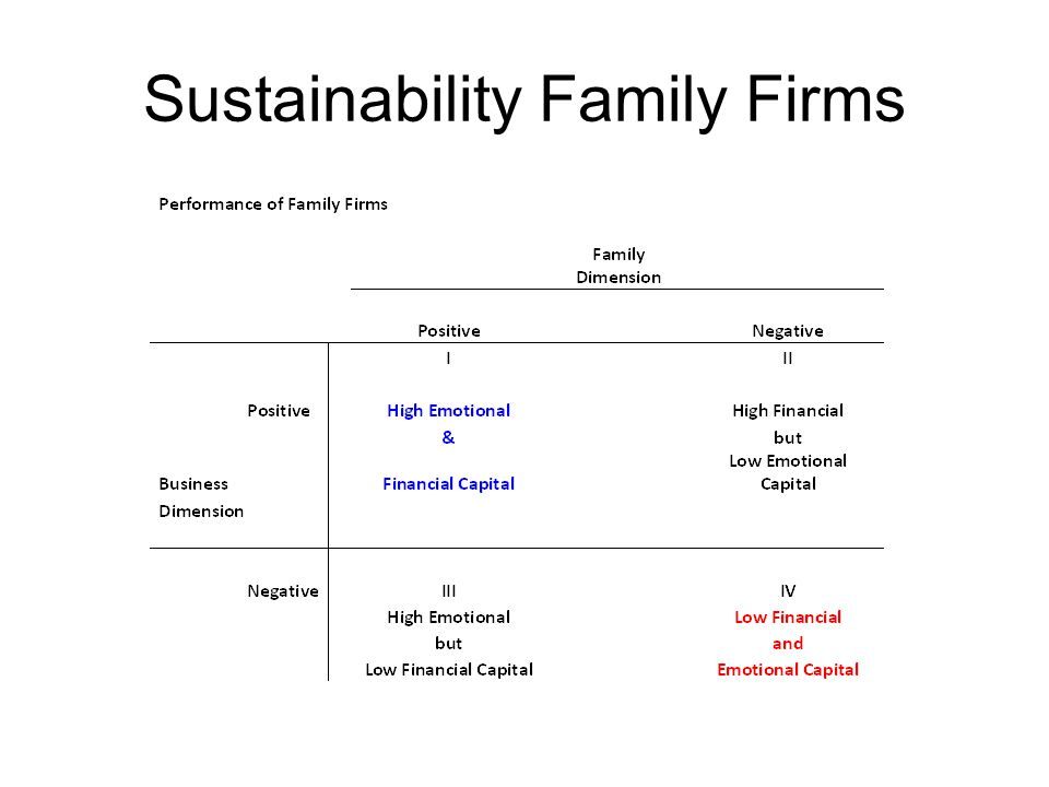 Sustainability Family Firms