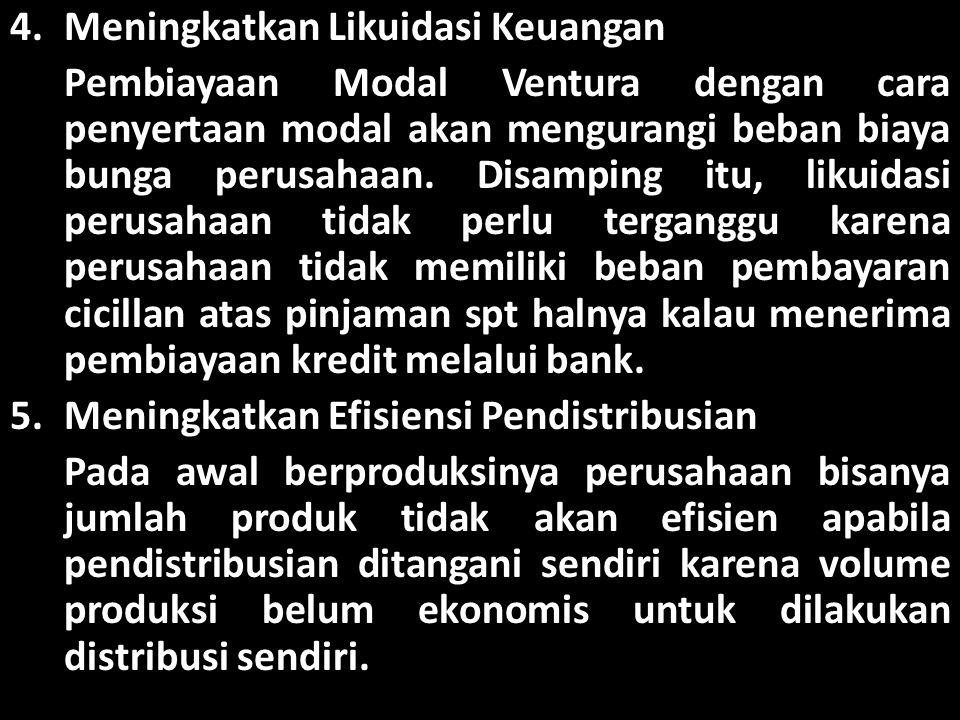 Meningkatkan Likuidasi Keuangan