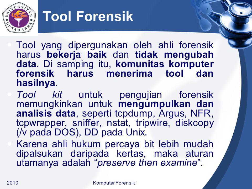 Tool Forensik