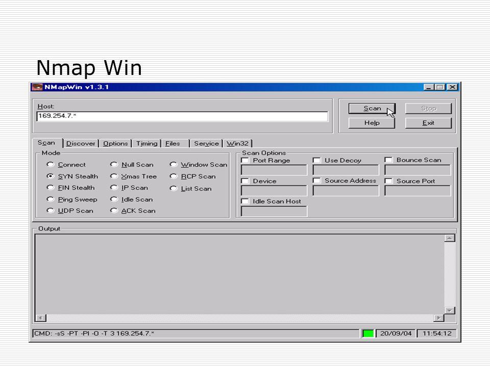 Nmap Win