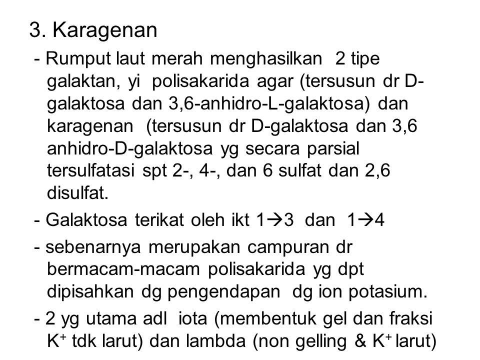 3. Karagenan