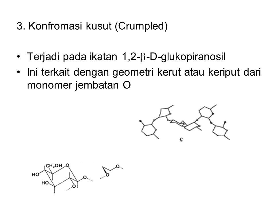 3. Konfromasi kusut (Crumpled)