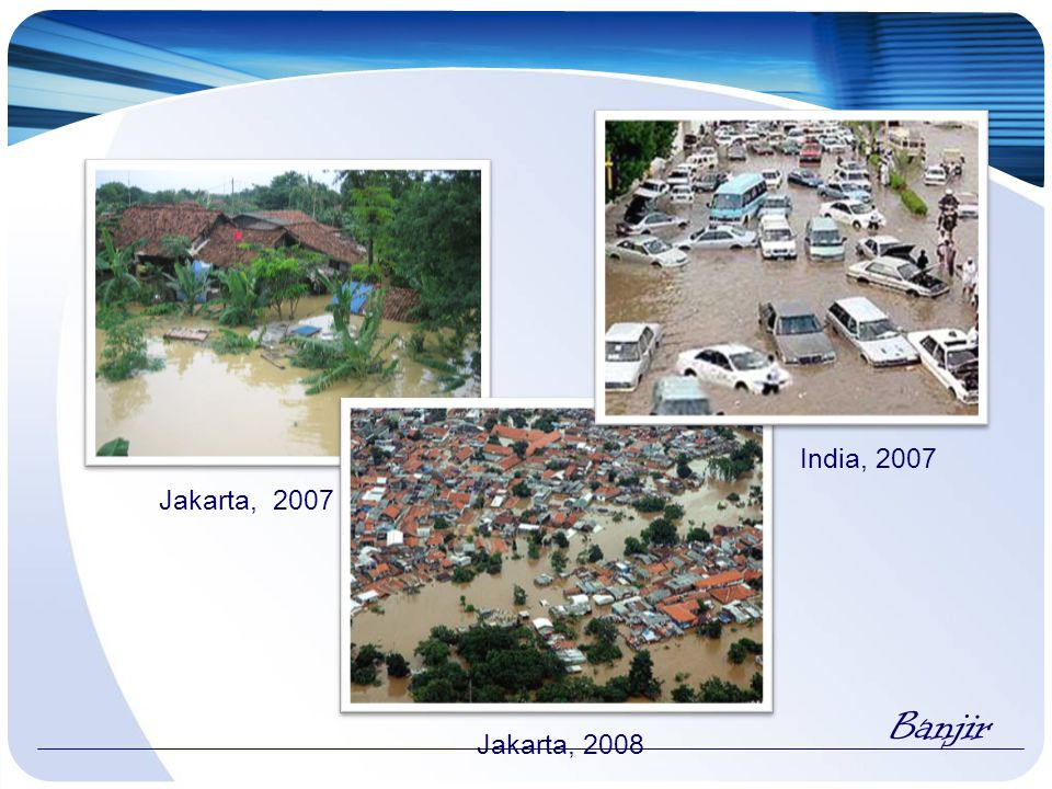 India, 2007 Jakarta, 2007 Banjir Jakarta, 2008 21