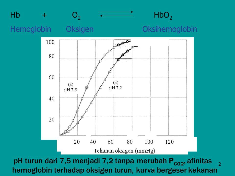 Tekanan oksigen (mmHg)