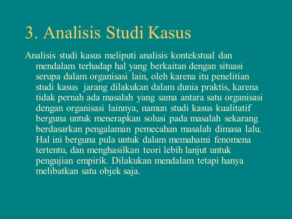 3. Analisis Studi Kasus