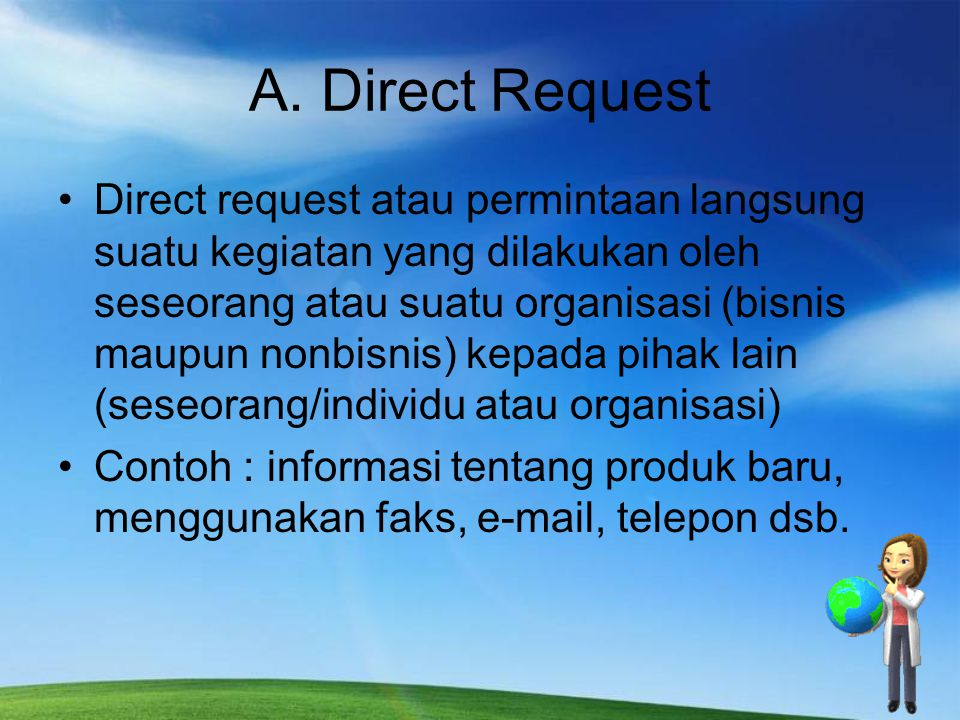 A. Direct Request