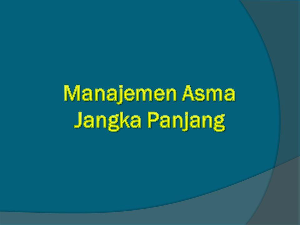 Manajemen Asma Jangka Panjang