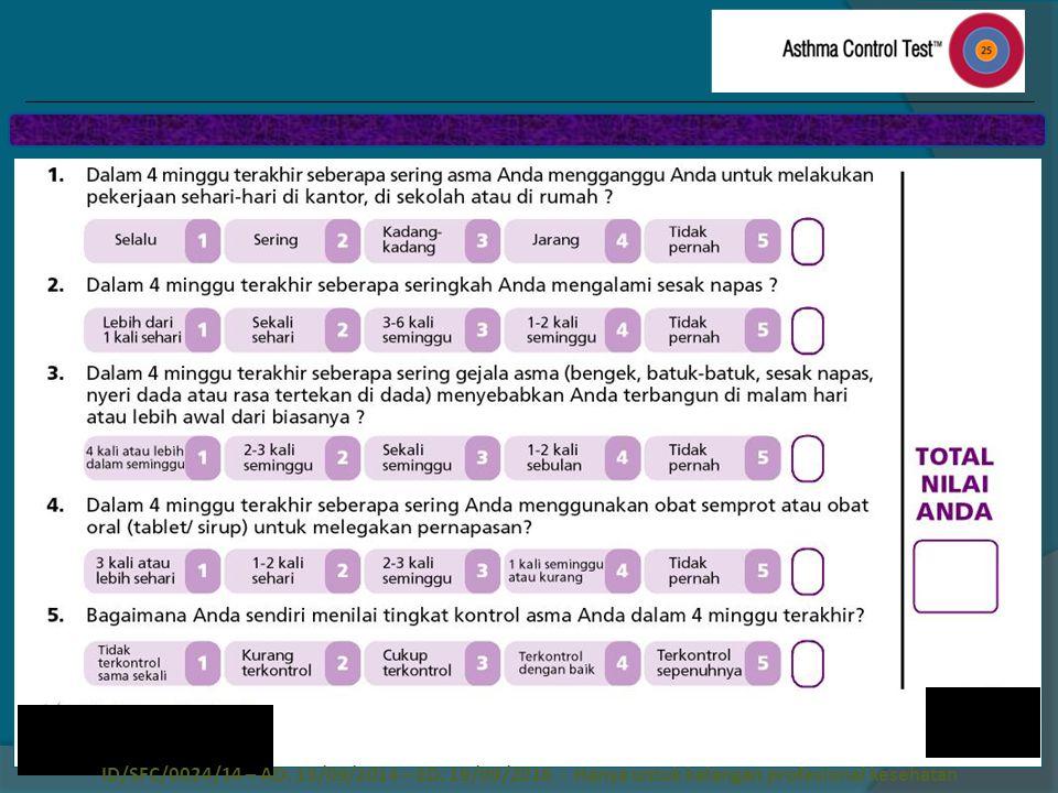 www.asthmacontroltest.com ID/SFC/0024/14 – AD. 19/09/2014 – ED.