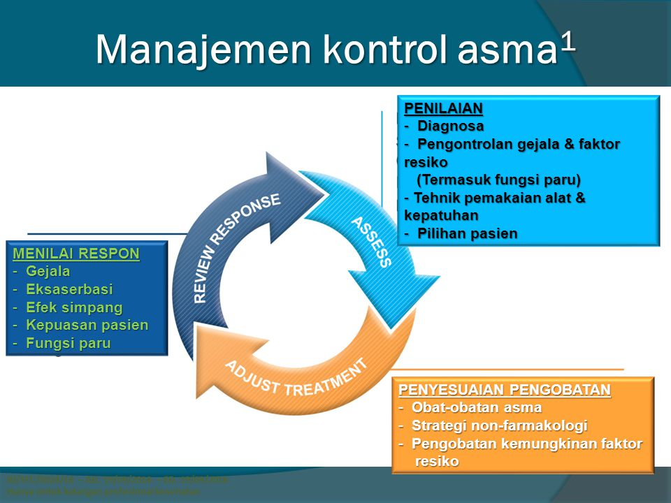 Manajemen kontrol asma1