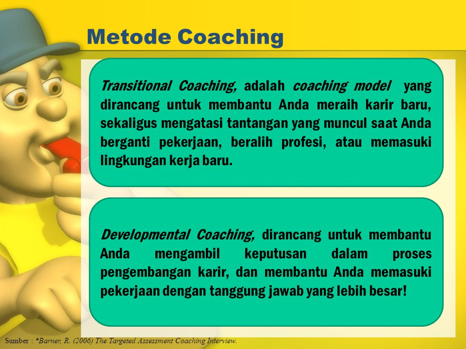 Metode Coaching