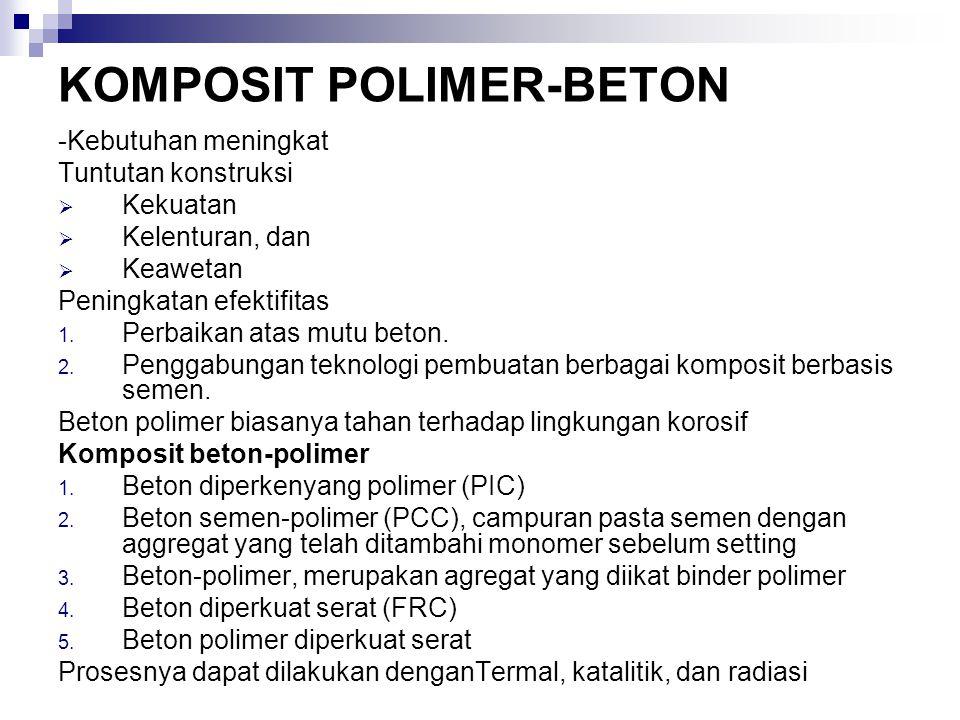 KOMPOSIT POLIMER-BETON