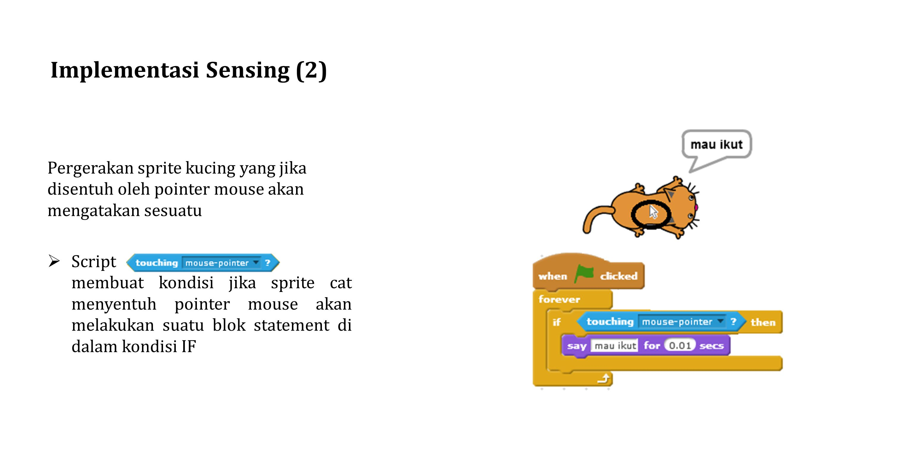 Implementasi Sensing (2)