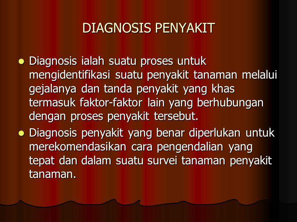 DIAGNOSIS PENYAKIT