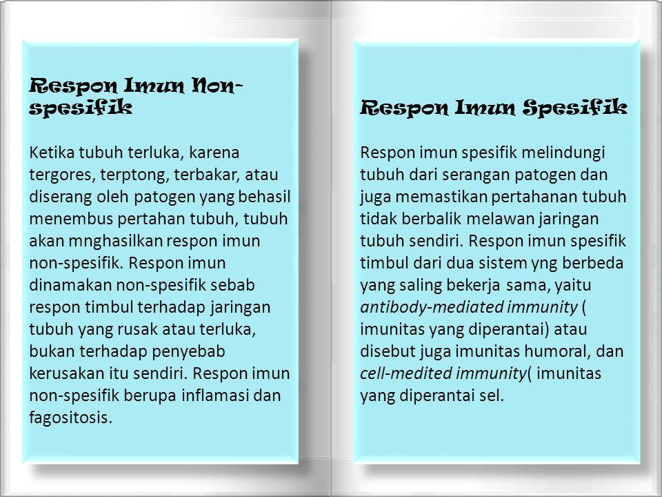 Respon Imun Non-spesifik