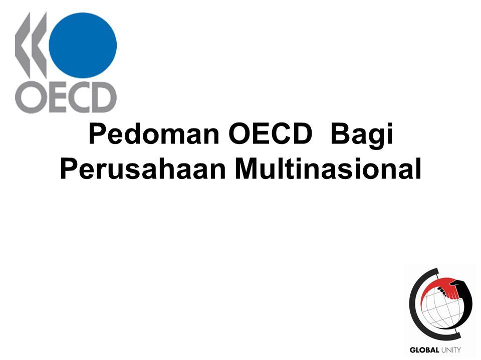 Pedoman OECD Bagi Perusahaan Multinasional