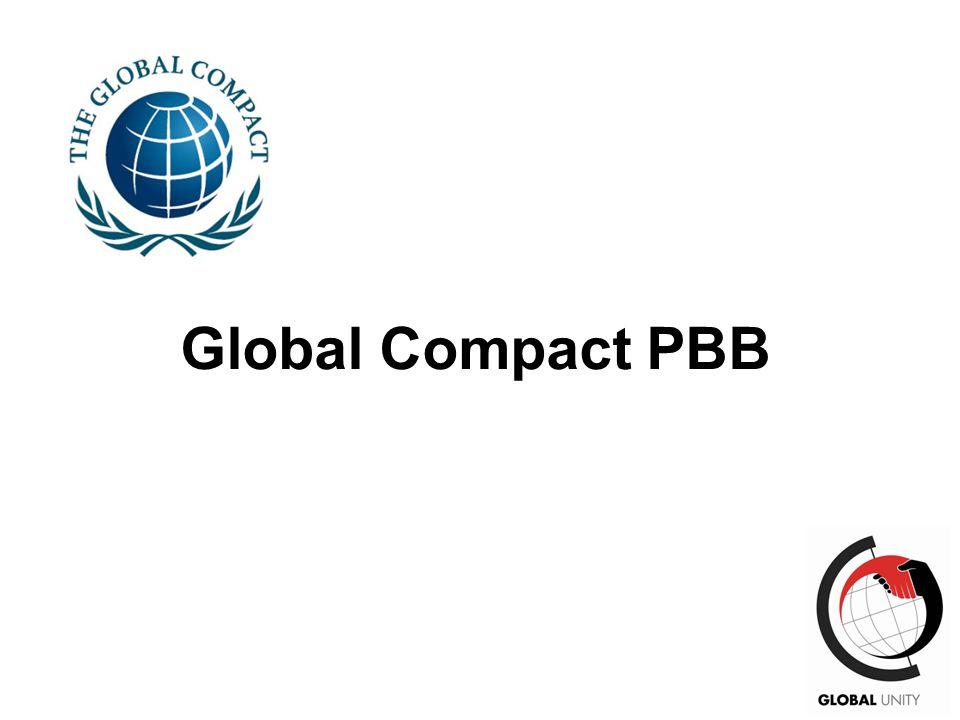 Global Compact PBB