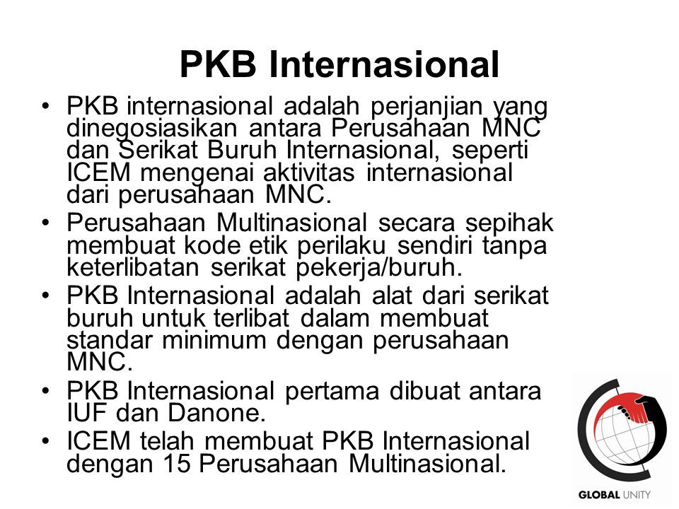 PKB Internasional