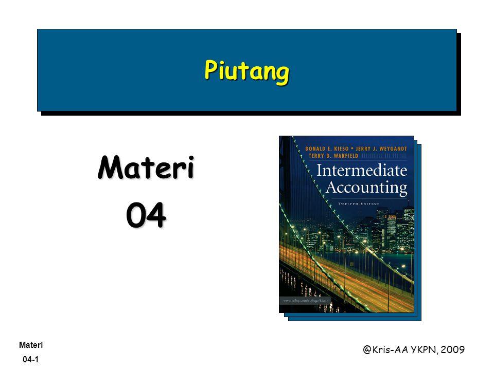 Piutang Materi 04