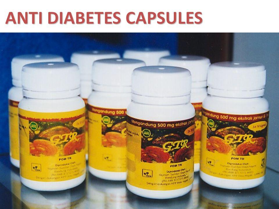 ANTI DIABETES CAPSULES