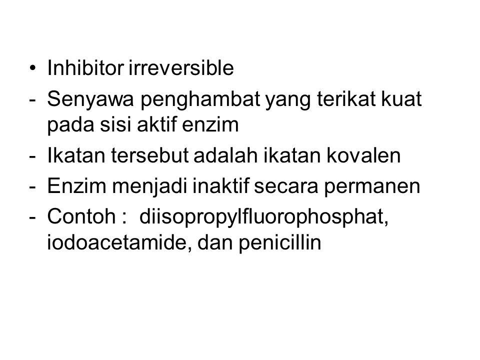 Inhibitor irreversible