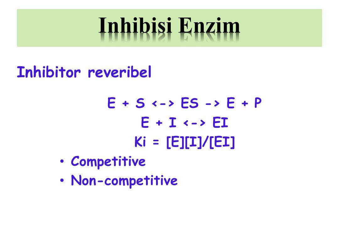 E + S <-> ES -> E + P