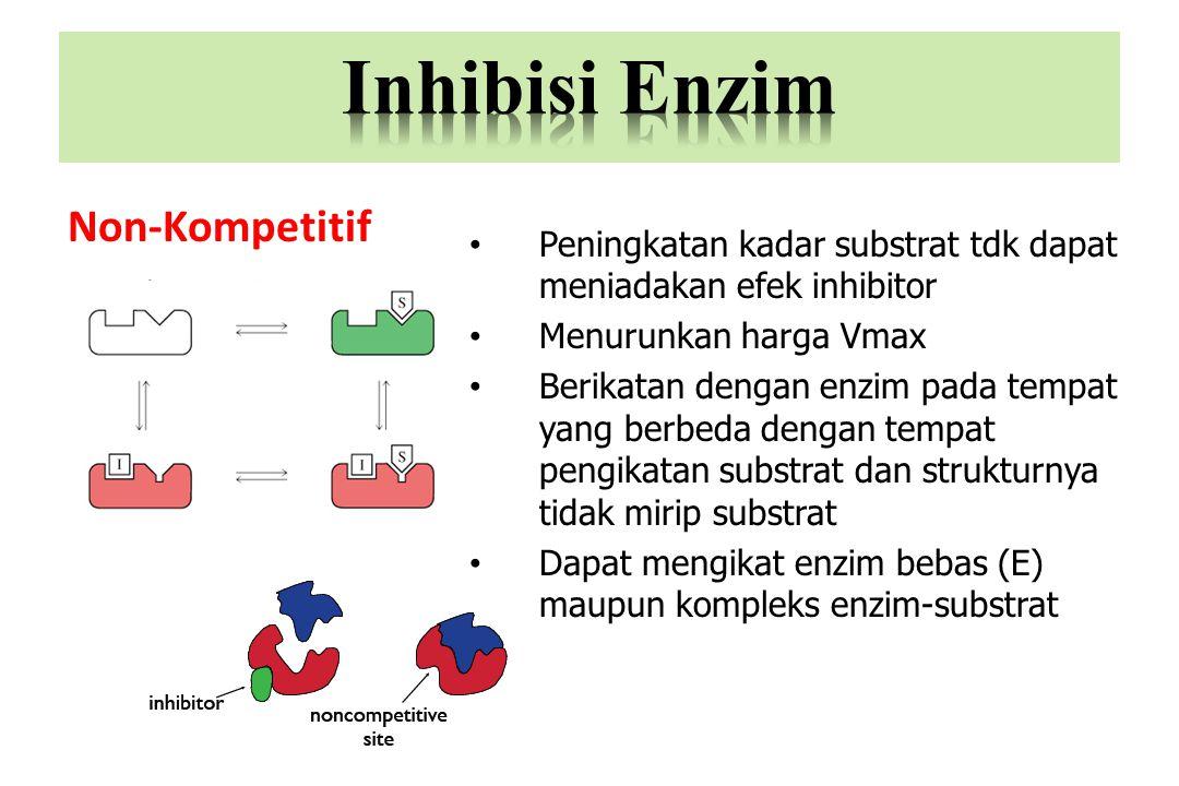 Inhibisi Enzim Non-Kompetitif