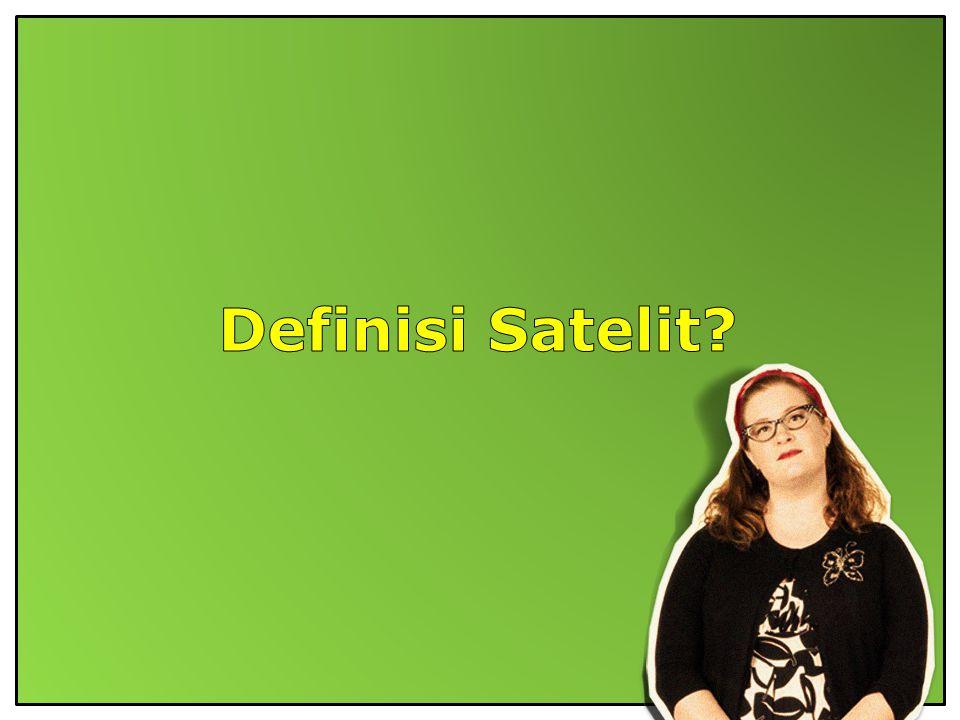 Definisi Satelit
