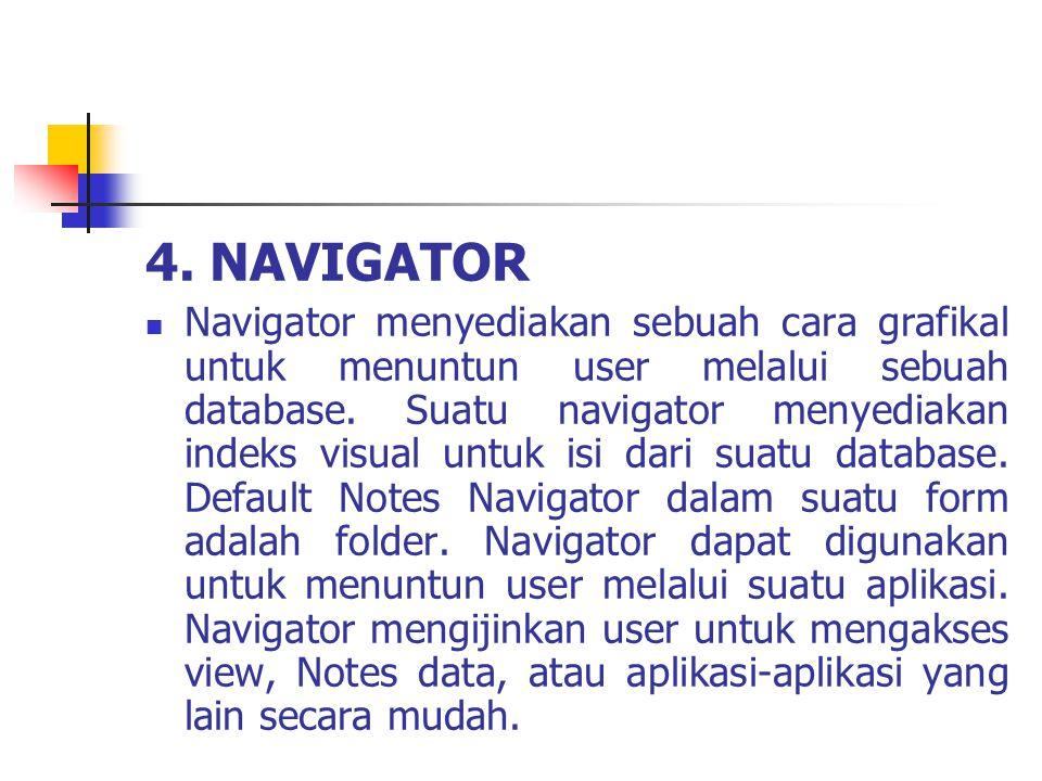4. NAVIGATOR