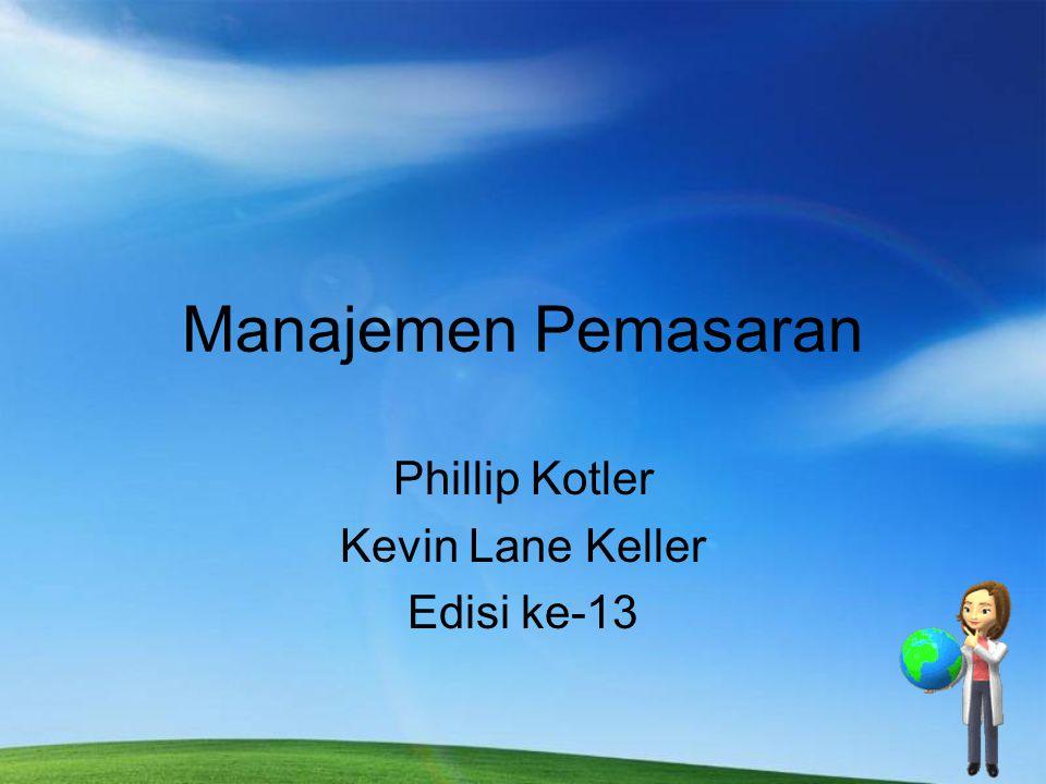 Phillip Kotler Kevin Lane Keller Edisi ke-13