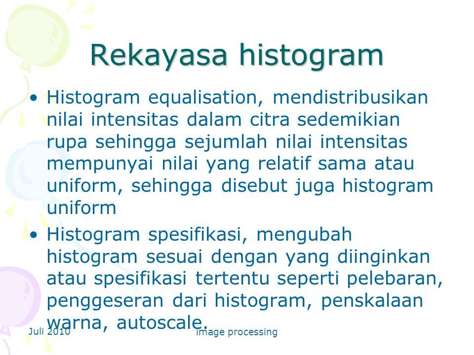 Rekayasa histogram